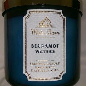 Bergamot waters 💦 3Wick Candle ✨